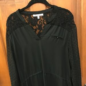 Black Rainn Size Large Black Dress